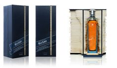 Johnnie Walker Blue Label Limited Edition Collection designed Alfred Dunhill unveiled
