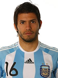 I don't know why there's not more Sergio Aguero on this board