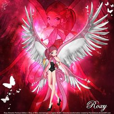 Winx Club Sparklix | Winx Club Roxy Winx Roxy Dimentix!: Premium Dimentix!