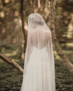 veil... So beautiful and romantic