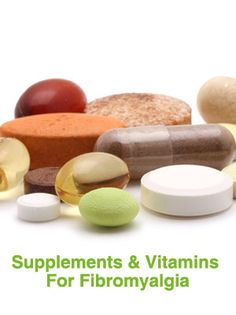 Best vitamins for fibromyalgia