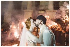 Old Courthouse on the Square: Frances & Britton — Modern Fine Art Wedding Photography