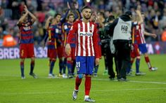 Diego Simeone throws questions on his and Antoine Griezmann's future at Atletico Madrid in the midst of Manchester United intrigue