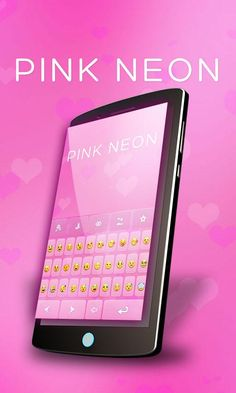 Make your keyboard pink and beautiful with this superb Pink Keyboard Theme! Amazing vivid pink for your keyboard. Discover a new visual experience for your keyboard with this pink Android keyboard … Improve Yourself, Make It Yourself, Simple App, Free Android, It Works, How To Apply, Phone, Apps, App