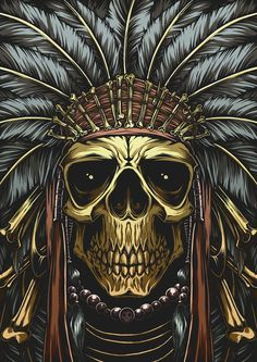 Death of Kemosabe by Charles AP, via Behance