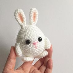 Little easter egg bunny done. Now writing up the pattern. . . . . #crochet #crochetaddict #helloyellowyarn #crochetersofinstagram #amigurumi #crocheting #amigurumist #crocheted #crochetpattern #babybunny #eastereggbunny #amigurumibunny