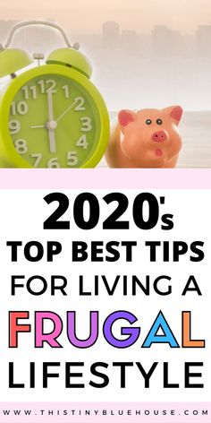 The best frugal living tips for Tips & tricks to start living a more frugal lifestyle this year. Learn to save money and live well - within your means Ways To Save Money, Money Saving Tips, How To Make Money, Saving Ideas, Frugal Family, Frugal Living Tips, Managing Your Money, Budgeting Tips, Money Management