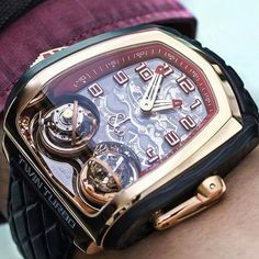See luxury watches. Patek Phillippe, Hublot, Rolex and much more. Fine Watches, Men's Watches, Cool Watches, Fashion Watches, Wrist Watches, Watches Online, Unique Watches, Stylish Watches, Luxury Watches For Men