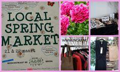 INGAR @ the local spring market Hub 88