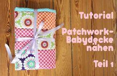 Pech: Tutorial Patchworkdecke Teil 1- Vom Stoff bis zum Muster