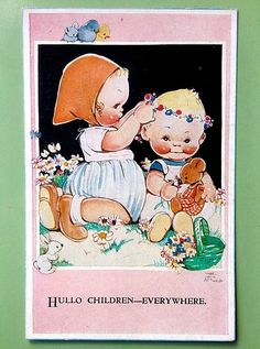 Hullo children - evrywhere