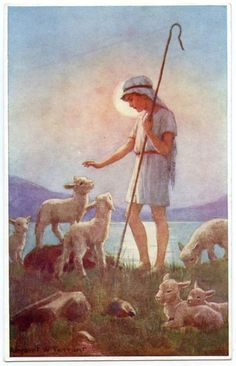 MARGARET W. TARRANT. KING OF LOVE. AGNEAUX. LAMBS