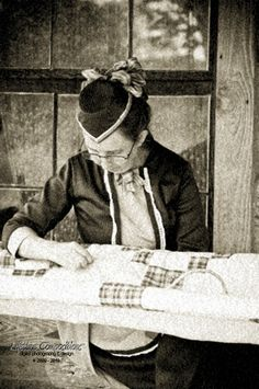 pioneer women and their quilts - Google Search