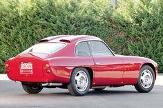 OSCA 1600 GT Zagato 1963