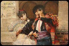 Virgilio Mattoni de la Fuente (Sevilla, 30 de enero de 1842 - Sevilla, 20 de enero de 1923) fue un pintor español perteneciente a la generación de pintores sevillanos de la última mitad del siglo XIX.