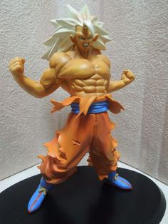 Dragon Ball DX MAX MUSCLE MANIA Gokou Figure from Japan
