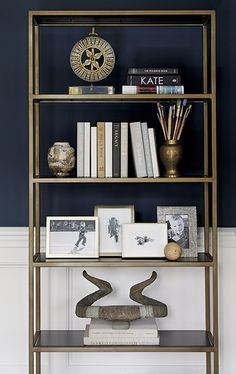 Four Ways to Style Your Bookcase