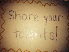 Share Kindness Card (June 2015) Tara B
