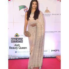 Buy stylish bollywood saree sn 542 by undefined, on Paytm, Price: Rs.3600?utm_medium=pintrest