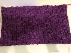 More wearable math in this Margolus cowl.