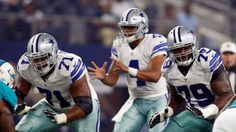 Ron Leary left in free agency. Doug Free retired. What's that mean for the Cowboys offensive line? Well, two young blockers are off to a great start in training camp and could make those veterans a distant memory.