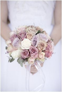 In love with the colours of these roses!