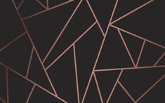 Modern mosaic wallpaper in rose gold and black Free Vector Wallpaper Computer, Wallpaper Notebook, Aesthetic Desktop Wallpaper, Gold Wallpaper Background, Rose Gold Wallpaper, Wallpaper Backgrounds, Mosaic Wallpaper, Pattern Wallpaper, Triangle Rose