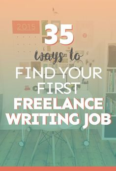 Struggling to find your first freelance writing job? No worries! here is an epic list of 35 places you can start finding your first freelance client. Creative Writing Jobs, Online Writing Jobs, Freelance Writing Jobs, Make Money Writing, Writing Resources, Online Jobs, Writing Tips, How To Make Money, Editing Writing