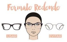 aa07fff05e829 Óculos ideal para cada tipo de rosto