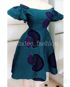 African fashion that looks stunning. Short African Dresses, Ankara Short Gown Styles, African Print Dresses, African Fashion Ankara, Latest African Fashion Dresses, Women's Dresses, Africa Dress, African Traditional Dresses, Africa Fashion