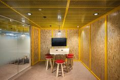 People's Choice Credit Union Office by Woods Bagot - Office Snapshots