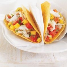 Delicious recipes for diabetics approved by a nutritionist. Diabetic Recipes, Gourmet Recipes, Tuna Stuffed Tomatoes, Confort Food, Ricardo Recipe, True Food, Food Categories, Fish Tacos, Fish Recipes