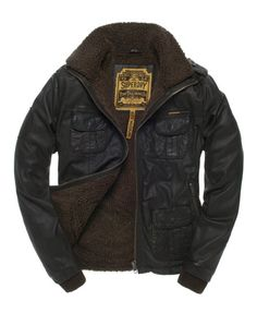 Superdry Brad Flight Jacket. Why is everything the likes so damn expensive?