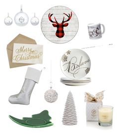 """""""Let it snow @nc4you"""" by nc4you on Polyvore featuring interior, interiors, interior design, Zuhause, home decor, interior decorating, Shishi, Laura Ashley, Swarovski und NC4you"""