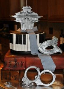i just love this Fifty Shades of Grey Cake