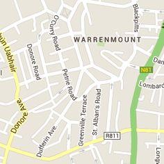 El mapa de Dublín - TakeMaps