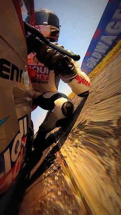 Motorcycle racing is another level of epic.