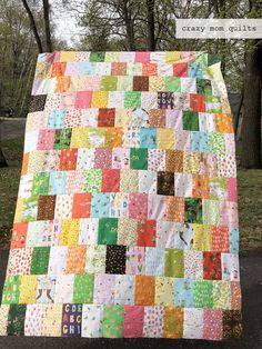 crazy mom quilts: epic HR quilt top complete