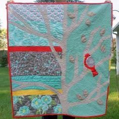 MQG Riley Blake Fabric Challenge Quilt by Lori Miller Designs