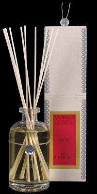 Votivo Red Currant Great way to fragrance your home without a flame!