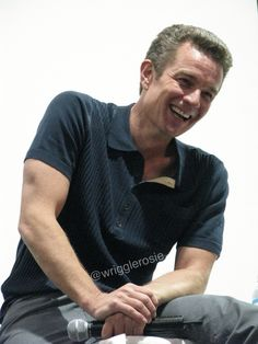#JamesMarsters 2016 Pic of the Day by @wrigglerosie Day 169: 17th June Event: Fx International Orlando April 2009