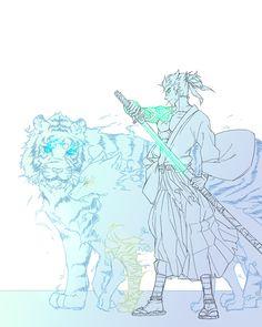 Genji Shimada, Overwatch Genji, Game 3, Cool Art, Fandoms, Fan Art, Geek Culture, Anime, Video Games