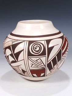 Hopi pottery