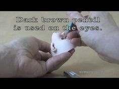 Freckled Face-up for DZ Ani - YouTube