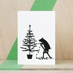 HAM - Christmas card
