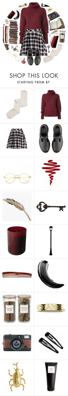 """{{ doors open like arms, my love }}"" by mormon-girl ❤ liked on Polyvore featuring Intimately Free People, BY. Bonnie Young, Dr. Martens, Pier 1 Imports, NARS Cosmetics, Frontgate, Mason Pearson, Maybelline, Williams-Sonoma and Chanel"