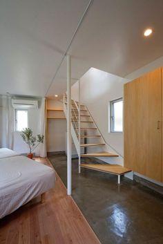 iG Colunistas – O Buteco da Net - » Arquiteto japonês cria casa em minúsculo pedaço de terreno