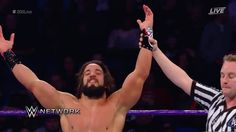 Tony Nese shows how good he really is by becoming the PREMIER ATHLETE to snap Mustafa Ali's HOT STREAK on WWE 205 Live on WWE Network!
