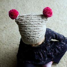 Instant Download  Crochet Pattern  Tessa Hat BabyAdult by Mamachee, $5.50