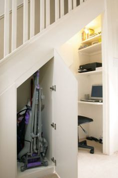 Adorable Storage Ideas For Under Stairs 18 Basement Stairs Adorable ideas Stairs Understairs Storage adorable basement Ideas stairs storage Under Stairs Drawers, Stair Drawers, Space Under Stairs, Under Stairs Cupboard, Office Under Stairs, Small Cupboard, Under Stairs Storage Solutions, Under Stair Storage, Staircase Storage